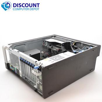 Dell T3600 Workstation Windows 10 Pro Xeon 3.6GHz 16GB SSD+HDD