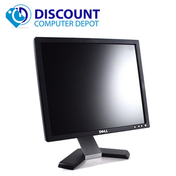 "Dell UltraSharp 1707-1708 17"" PC LCD Monitor (Grade-A Lot of 10)"