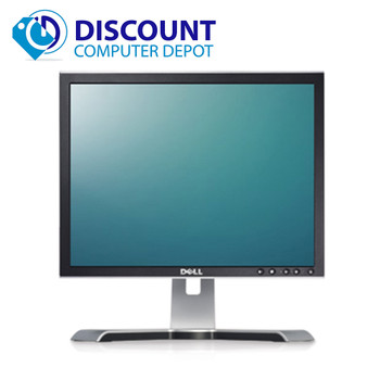 "Dell UltraSharp 1707-1708 17"" Desktop Computer PC LCD Monitor (Grade-B)"