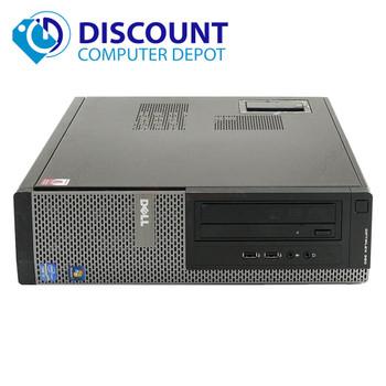 """Dell Optiplex 390 Desktop Computer PC i3 3.3GHz 4GB 500GB Windows 10 w/20"""" LCD"""