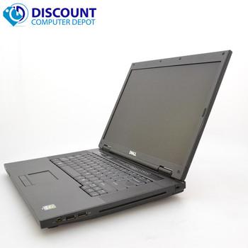 "Dell Vostro 1510 15.4"" Windows 10 Laptop Notebook PC Intel 2.0GHz 4GB 250GB Wifi"