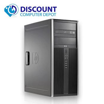 HP Elite Desktop Computer PC Tower i5 3.1GHz 8GB 500GB Windows 10 Pro