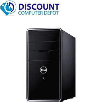 Dell Inspiron 3847 Desktop Computer PC 8GB 500GB Core i5 Windows 10 Pro WiFi