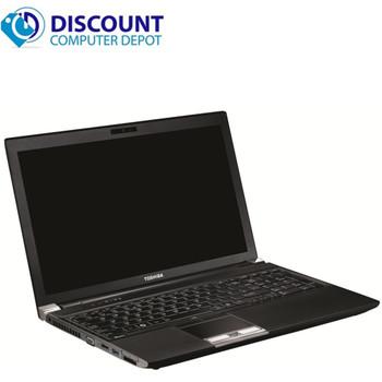 """Toshiba R950 Laptop Notebook PC Core i3 2.4GHz 4GB 320GB 15"""" Windows 10 Wifi"""