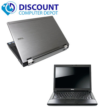 "Customize Your Own Dell Latitude 14.1"" Windows 10 Laptop Notebook PC i5 2.4GHz (1st Generation) w/Wifi"