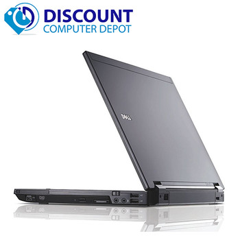 "Dell Latitude 14.1"" Laptop Notebook PC Intel i5 2.4GHz (1st Generation) 4GB 320GB Windows 10 Home Premium"
