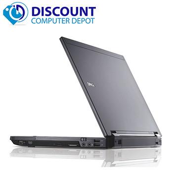"Lot of 5 Dell Latitude 14.1"" Laptop Notebook PC Intel i5 2.4GHz (1st Generation) 4GB 320GB Windows 10 Home Premium"