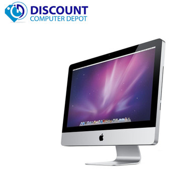 "Customize Your Apple iMac A1224 20"" Core 2 Duo 2.26GHZ El Capitan  All in One"