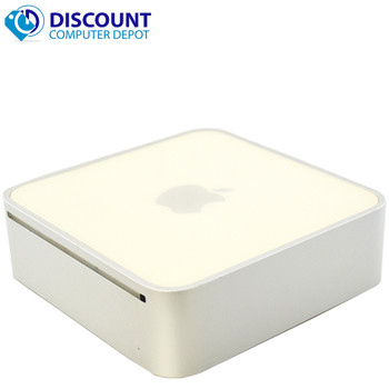 Apple Mac Mini A1176 Core Duo 1.83GHZ Desktop Computer Snow Leopard 2GB 160GB