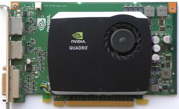 NVIDIA Quadro FX 580 graphics card - Quadro FX 580 - 512 MB Dual Display Port w/ DVI