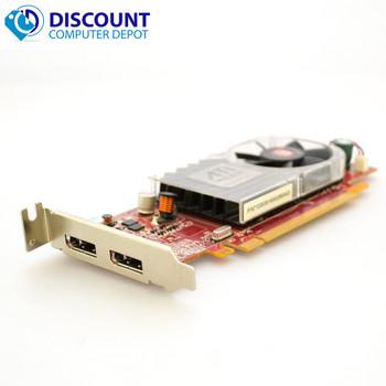 ATI RADEON HD 3450 Dual Display Port Graphics Card - Radeon HD 3450 - 256 MB