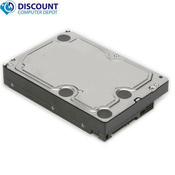 "500GB 3.5"" Desktop/Tower SATA Hard Drive (HDD)"