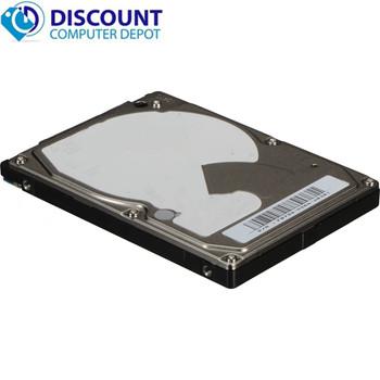 "500GB 2.5"" Laptop  SATA Hard Drive (HDD)"