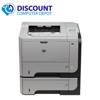 HP LaserJet Enterprise P3015x Monochrome Workgroup Printer