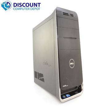 Dell XPS 8100 Desktop Computer Tower Quad I7  8GB 1TB Windows 10 Pro