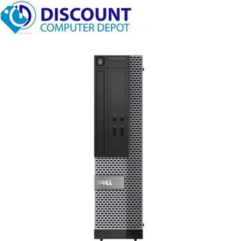 Dell Optiplex 3020 Desktop Computer PC i5 3.3GHz 4GB 500GB Windows 10 Pro
