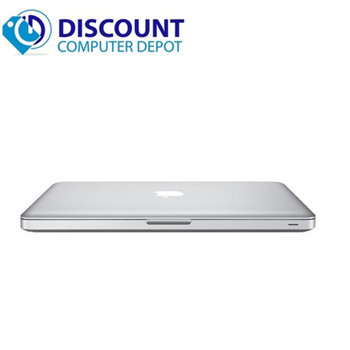 "Apple MacBook Pro 13.3"" Laptop Notebook Quad Core i5-3210 2.5GHz 8GB 500GB A1278 High Sierra"