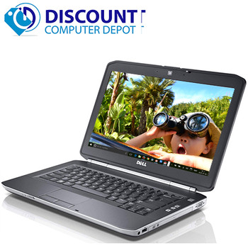 """Customize Your Own Dell Latitude 14"""" Windows 10 Laptop Notebook PC i7 2.8GHz (2nd Generation)"""