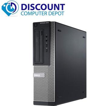 Dell Optiplex 3010 Windows 10 Pro Desktop Computer Quad Core i5-3470 4GB 320GB