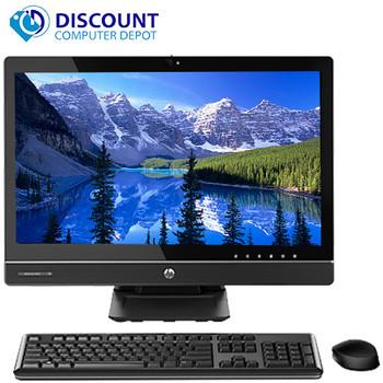 "HP 800 G1 23"" all-in-one Desktop Quad Core i7 3.1GHz 4GB 500GB Windows 10 Pro"