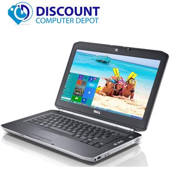 """Dell Latitude E6420 Windows 10 14"""" Laptop Core i5 Notebook Quad 2.7GHz 4GB 250GB"""