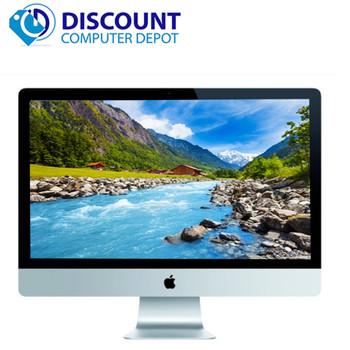 "Apple iMac i5 21.5"" AIO Desktop Computer Quad Core 2.5GHz 4GB 500GB Sierra 2011"