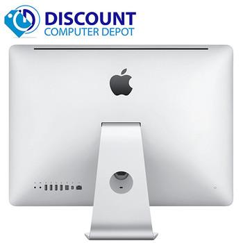 "Apple iMac 21.5"" Desktop Computer Quad Core i5 2.5GHz 4GB 250GB Mac OSX Sierra"