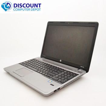"HP ProBook 4535s 15.6"" Laptop Notebook AMD 1.8GHz 4GB 320GB Webcam"