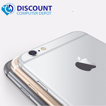 Apple iPhone 6 (Unlocked) GSM 16GB Smartphone with Charger (Choose Your Color!)