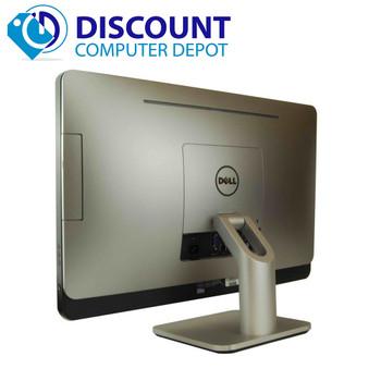 """Dell 9010 23"""" AIO Desktop Computer PC Quad i7 3.1GHz 8GB 500GB Windows 10 Pro"""