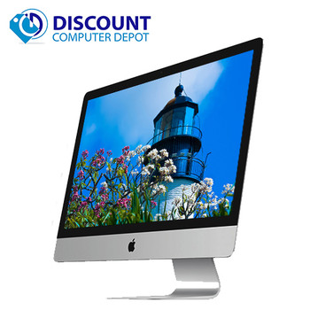 "Apple iMac 21.5"" Desktop Computer Quad Core i5 2.7GHz 8GB 1TB Sierra MD093LL/A"