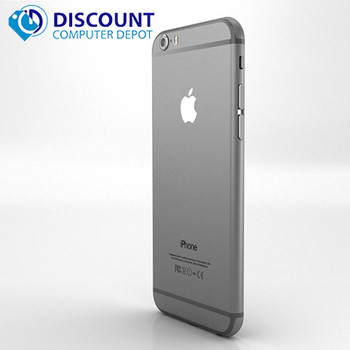 Apple iPhone 6 64GB GSM UNLOCKED Smartphone AT&T T-Mobile iOS Space Gray