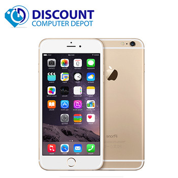 Apple iPhone 6 16GB GSM UNLOCKED Smartphone AT&T T-Mobile iOS Gold