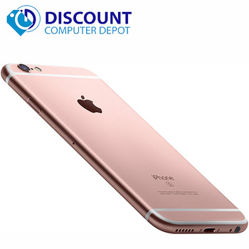 Apple iPhone 6s 64GB GSM UNLOCKED Smartphone AT&T T-Mobile iOS Rose Gold