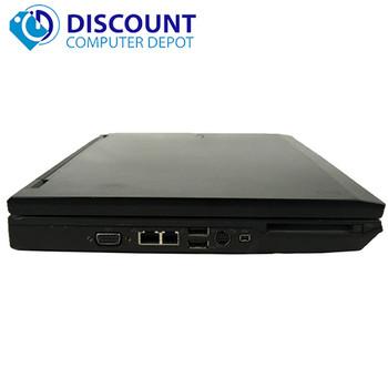 Dell Laptop Latitude E Series Windows 10 Core 2 Duo 4GB RAM DVD WIFI Computer