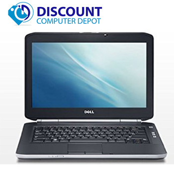 Dell Laptop Latitude E Series Windows 10 i5-2nd Gen 4GB RAM DVD WIFI Computer