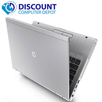 HP Laptop EliteBook Series Windows 10 i5-2nd Gen 4GB RAM 320GB HD DVD WIFI Computer PC