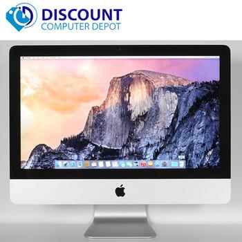 """Apple iMac 27"""" All in One Computer Quad i5 2.66GHz 4GB 1TB Mac OSx High Sierra"""