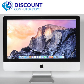 """Apple iMac 27"""" Computer Quad Core i5 2.66GHz 4GB 1TB Sierra 2 Year Warranty!"""