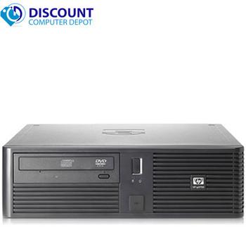 Fast HP Desktop Computer PC Intel Core 2 Duo 2.13GHz 4GB 160GB DVD Windows 10