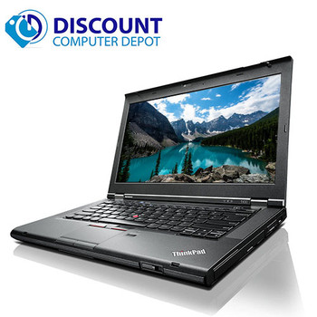 Fast Lenovo Core i7 2.66 Laptop Notebook Computer Windows 10 Pro 4GB 320GB DVD