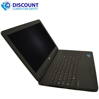 "Dell Latitude E5540 Core i7 14"" Laptop Computer Windows 10 Pro PC 8GB 320GB"