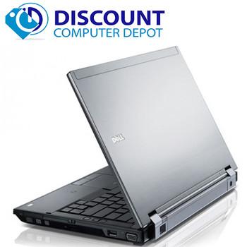 """Fast Dell Latitude Core i7 Laptop Computer Windows 10 13"""" PC 4GB 320GB DVD"""