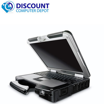 "Fast Panasonic Toughbook CF31 Core i5 Laptop Computer Windows 10 Pro 13"" 4GB 320GB"
