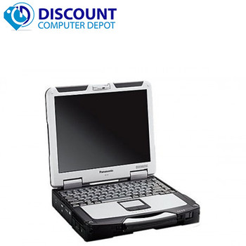 "Fast Panasonic Toughbook CF31 Core i5 Laptop Computer Windows 10 Pro 13"" 4GB 500GB"