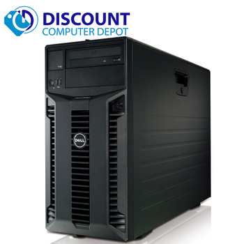 Fast Dell PowerEdge T310 Xeon 2.4GHz 8GB RAM 1TB HD Windows 10 Professional