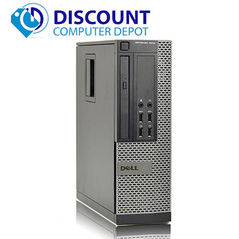 Dell Optiplex 7020 Desktop PC Computer i5-4570 3.3GHz 8GB 1TB Windows10 Pro WiFi Dual Out Graphics