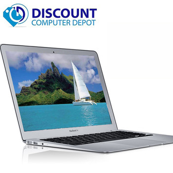 "Apple MacBook Air 11.6"" Core i5 4GB 128GB (MJVM2LL/A - 2015) 1 Year Warranty!"