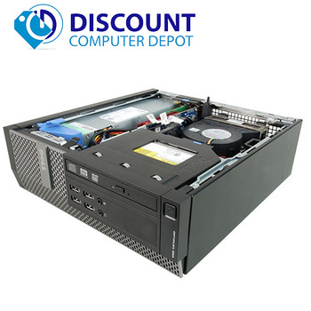 Fast Dell Optiplex 7020 Desktop PC Computer i5-3470 3.2GHz 4GB RAM 250GB HD Windows 10 Pro