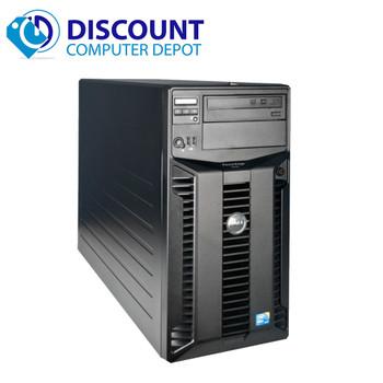 Clearance! Fast Dell PowerEdge T310 Xeon 2.4GHz 8GB RAM 1TB HD Windows 10 Professional